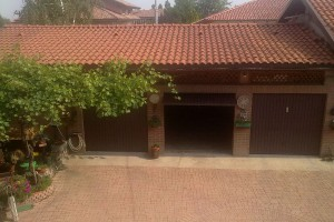 005 Garage in laterizio